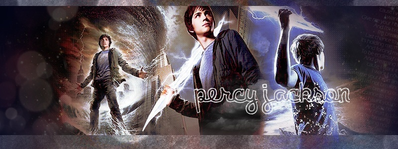 Percy Jackson & Olimposlular Fan Forumu