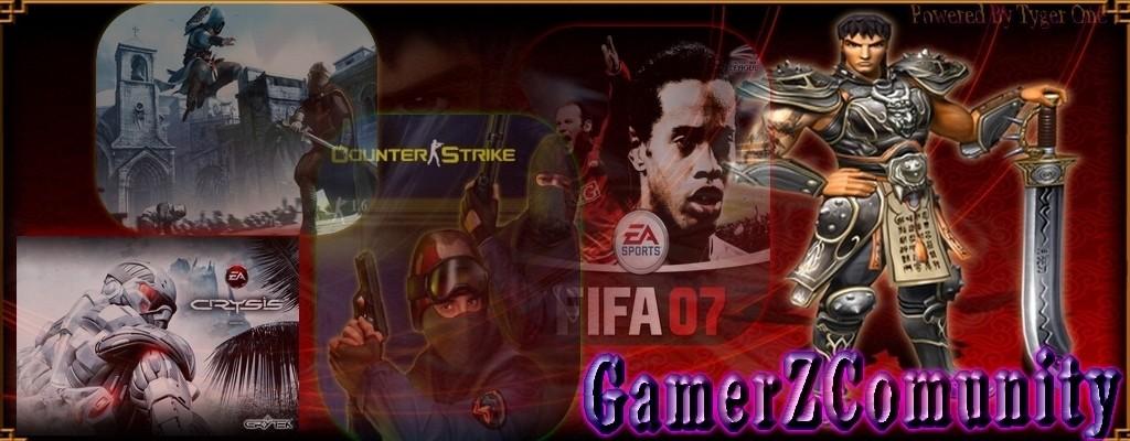 GamerZ Comunity