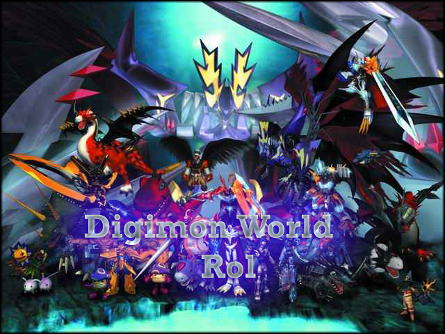 Digimon World Rol
