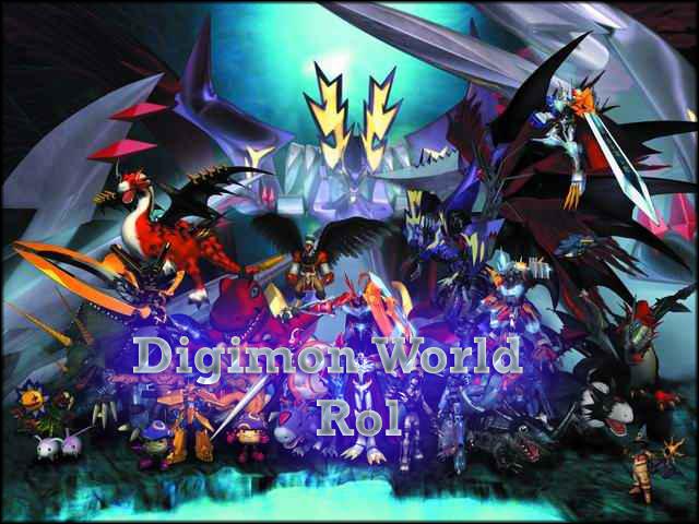 Digimon World Rol