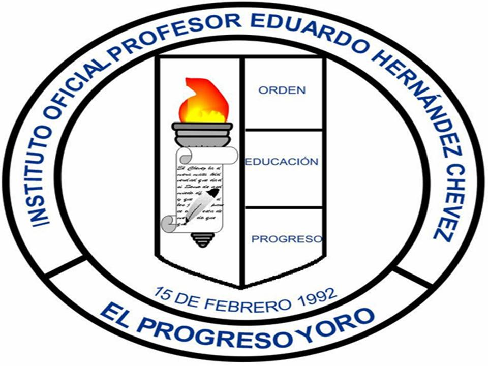 INSTITUTO OFICIAL EDUARDO H. CHEVEZ