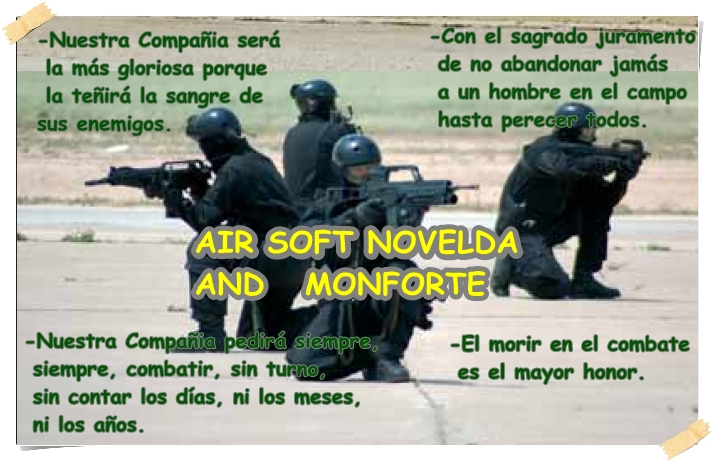 Air Soft Novelda