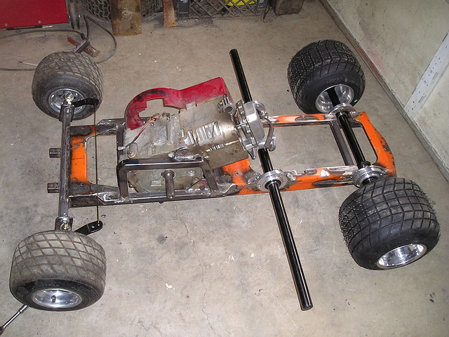 gallery for gt racing lawn mower transmission