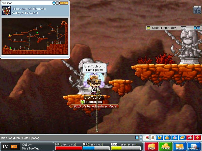 maplestory how to get to windraiders