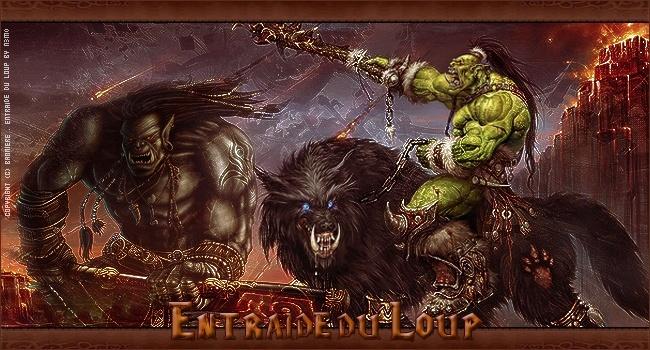 Entraide du loup