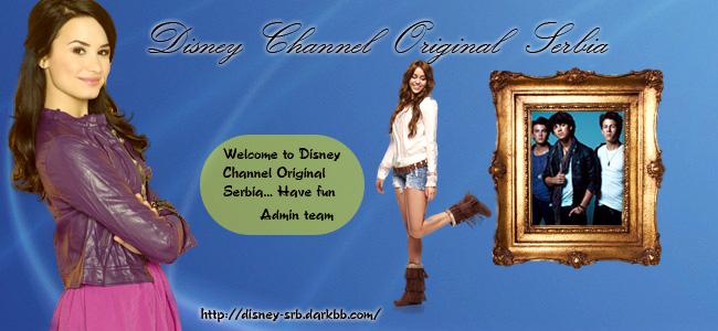 Disney Channel Original Serbia