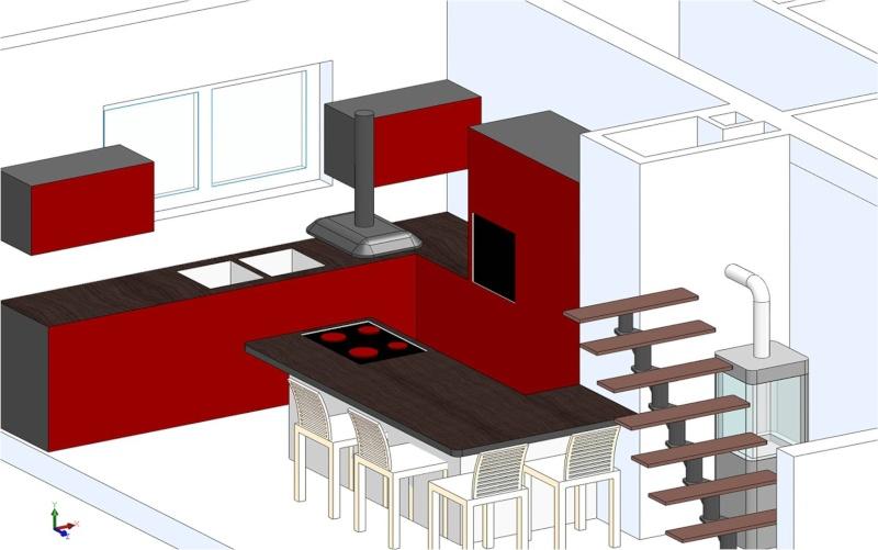 rez de chauss e am nagement et d coration. Black Bedroom Furniture Sets. Home Design Ideas