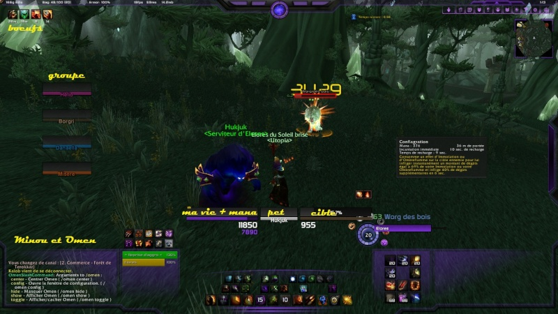 how to add lui to wow