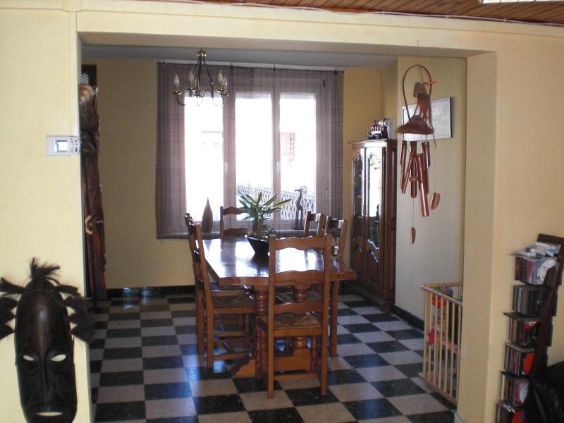 Besoin d 39 aide pour un relooking salle manger bois for Separation entre salon et salle a manger