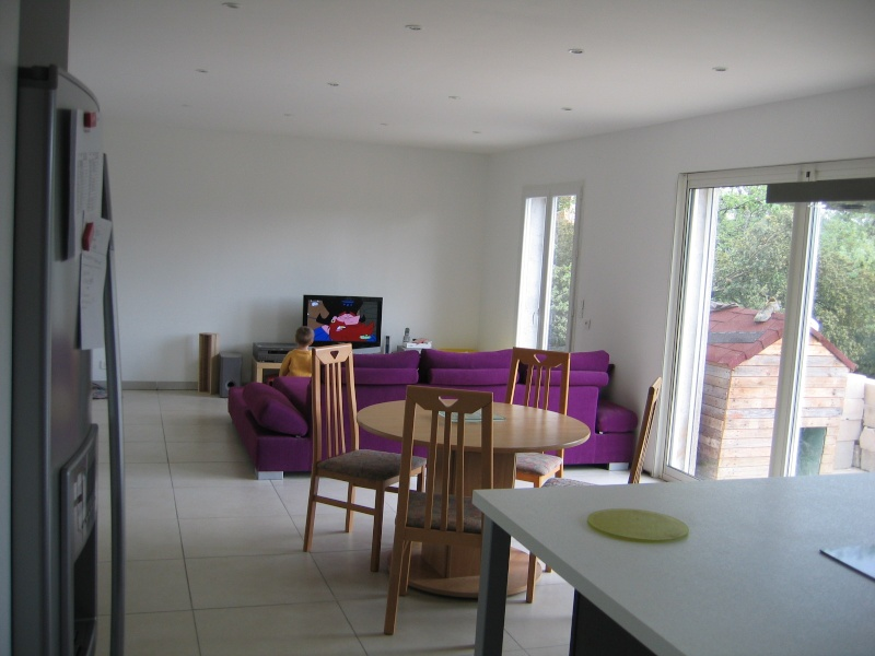 cr er la d co de ma pi ce salon cuisine page 1. Black Bedroom Furniture Sets. Home Design Ideas