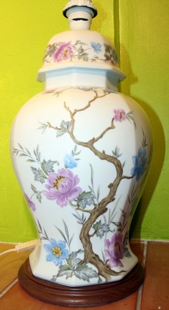 lampe vase inspiration asiatique. Black Bedroom Furniture Sets. Home Design Ideas