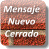Nuevos mensajes [ Cerrado ]