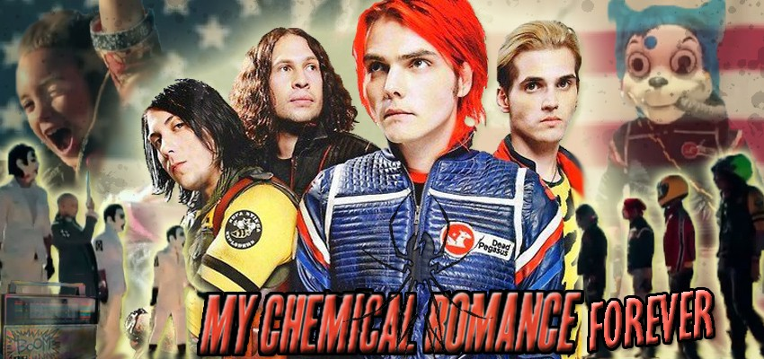 Foro My Chemical Romance Forever