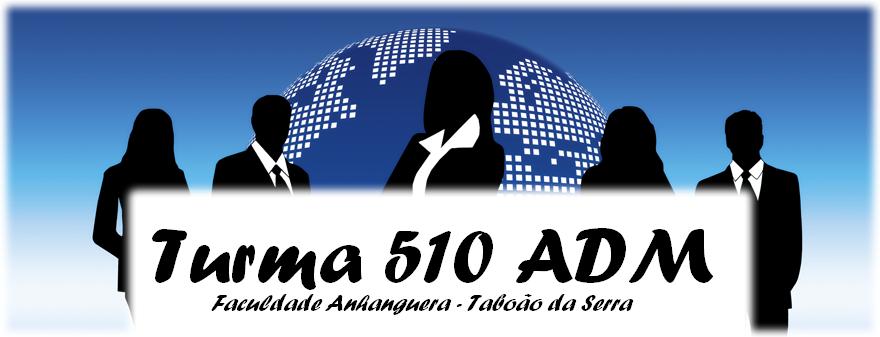 Turma 510 - Administração