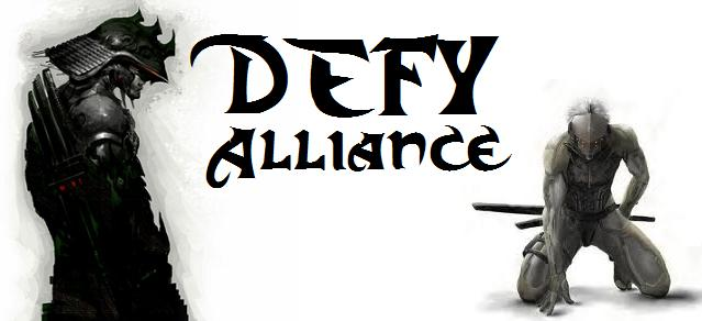 The Defy & Defiance Alliance