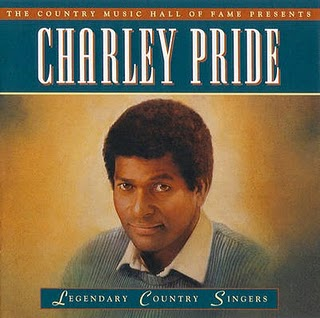 Charley Pride Legendary Country Singers 1995 Home Of