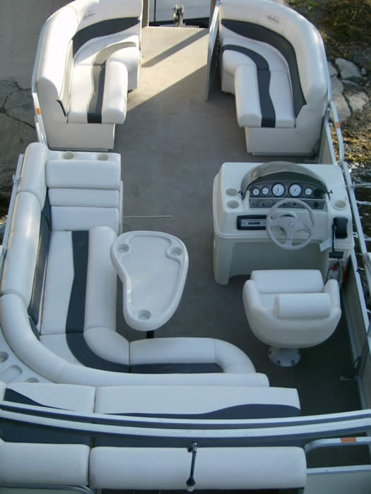 pontoon boat interior designs boat interior design design