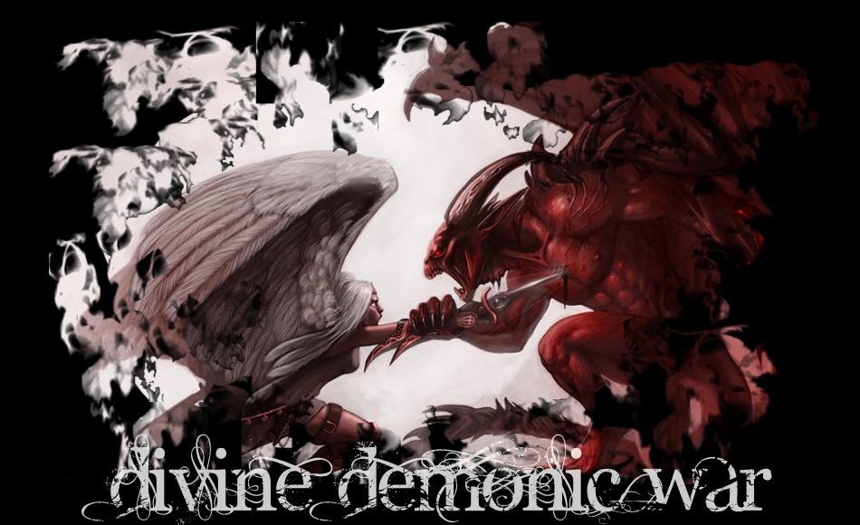 Divine Demonic War