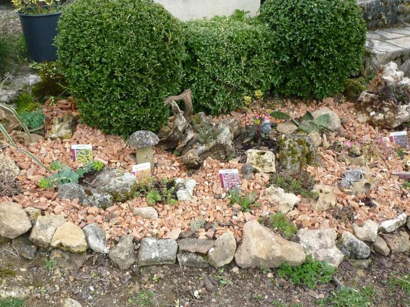 Rocaille perigourdine - Image de rocaille ...