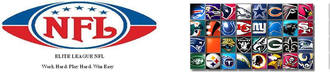 ELITE LEAGUE NFL