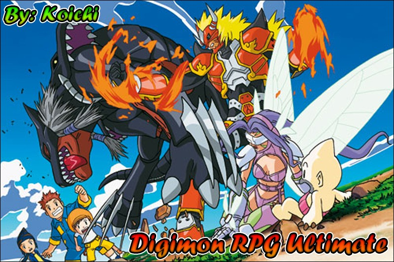 Digimon RPG Ultimate