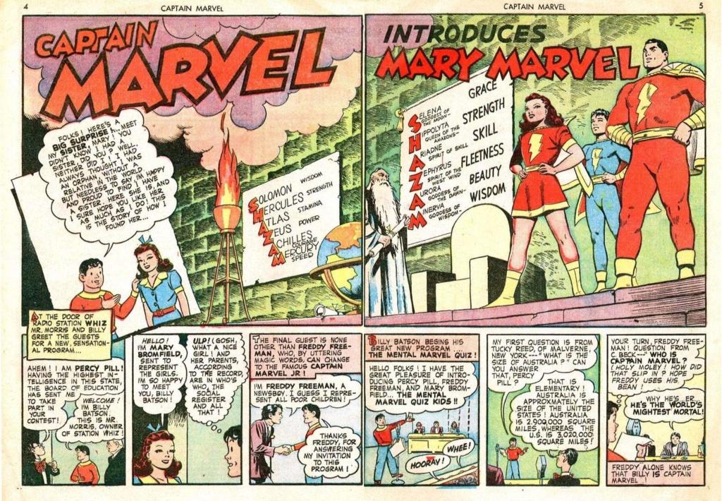 Mary Marvel Appreciation Thread (2019) - Page 6